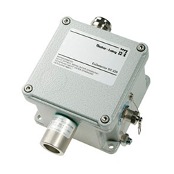 Deteção de gases