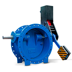 Tilting Check Valve with counter weight KLINGER