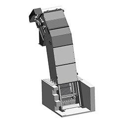 Sub-vertical Bare Screen KLINGER