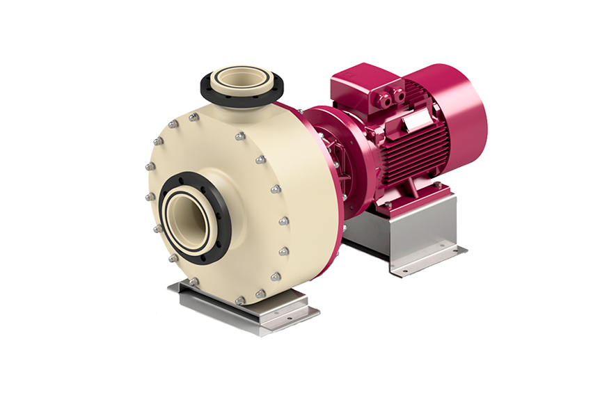 Thermoplastic Pumps KLINGER