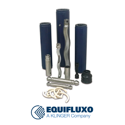 Picture of Spare Parts for Progressive Cavity Pumps from Equifluxo
